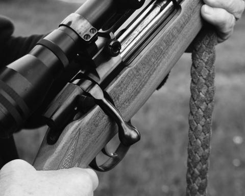 Waffen der Jäger